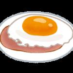 food_ham_egg